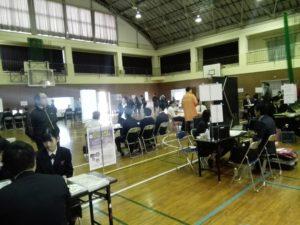 宮崎県立都農高等学校校内進路ガイダンス開催